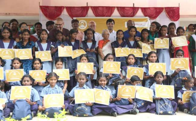 BBG Bangaru Talli Charitable Trust (BTCT) has successfully empowered over 5000 girl children