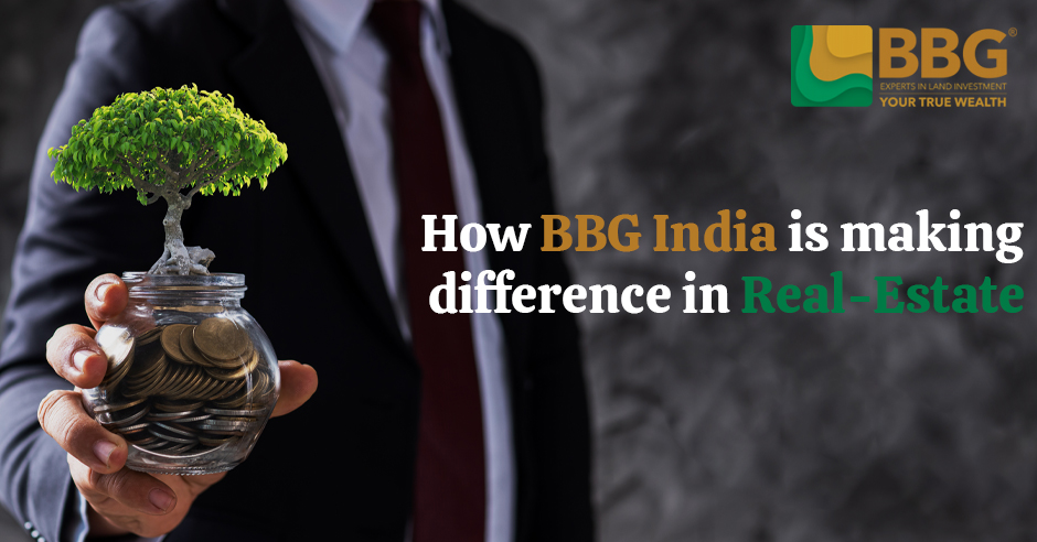How BBG India is making difference in real estate